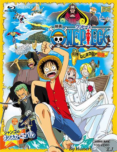 Poster de La aventura en la isla del reloj