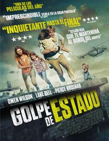 Ver No Escape (Golpe de estado) (2015) HD 720p [MEGA] [LATINO]