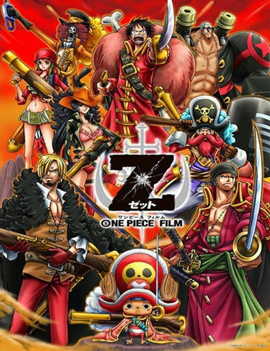 Ver One Piece Film: Z (2012) online