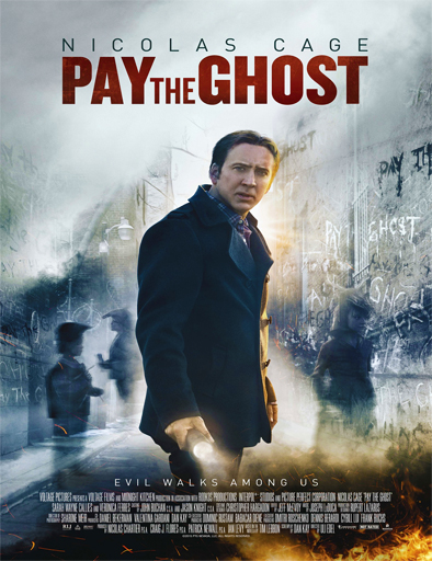 Poster de Pay the Ghost