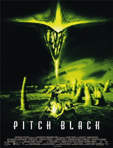 Criaturas de la noche ( Pitch Black)