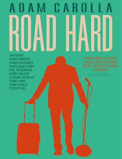 Poster de Road Hard