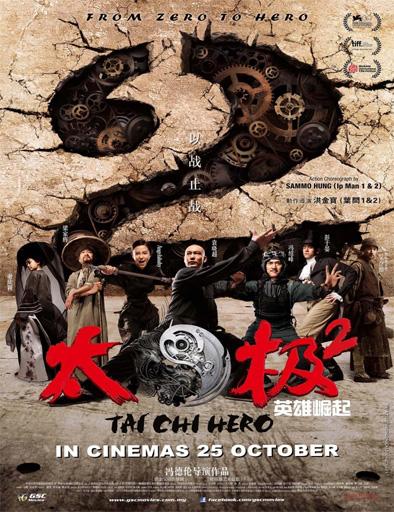 Poster de Tai Chi Hero
