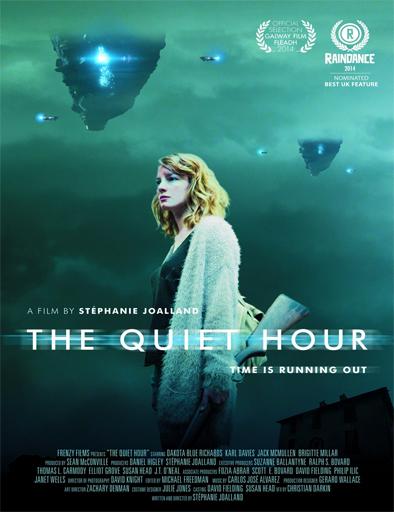 Poster de The Quiet Hour