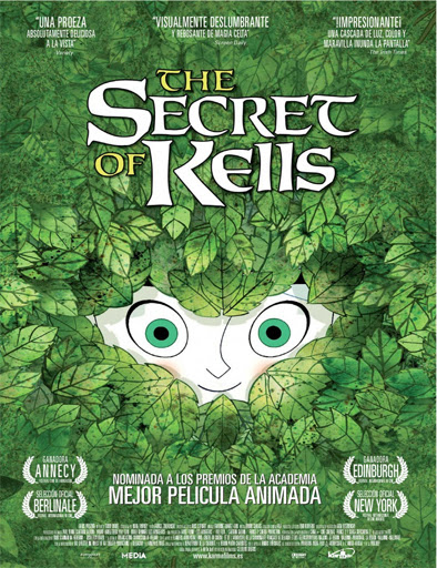 El secreto del libro de Kells (The Secret of Kells)