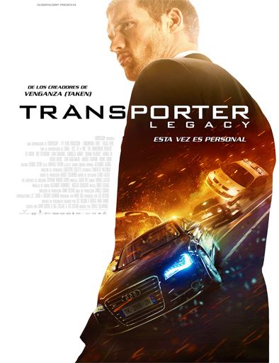 Poster de The Transporter Refueled (El transportador recargado)