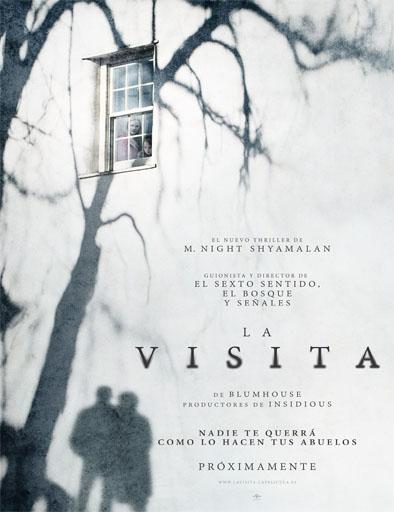 Poster de The Visit (Los huéspedes)