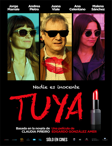 Tuya [2015] [DVDRip] [Latino] [1 Link] [MEGA]