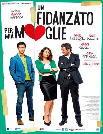 Un fidanzato per mia moglie (Un novio para mi mujer) (2014) [DVDRip] [Latino] [1 Link] [MEGA]