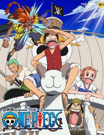 Poster de One Piece: La película