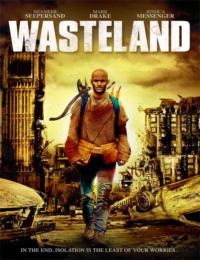 Poster de Wasteland