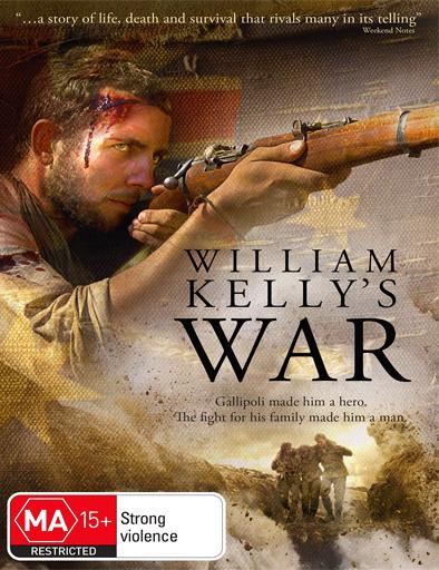 Poster de William Kelly's War