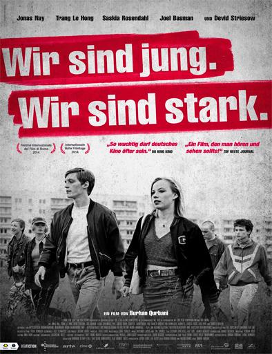 Poster de Somos jóvenes. Somos fuertes.