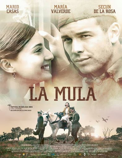 Poster de La mula