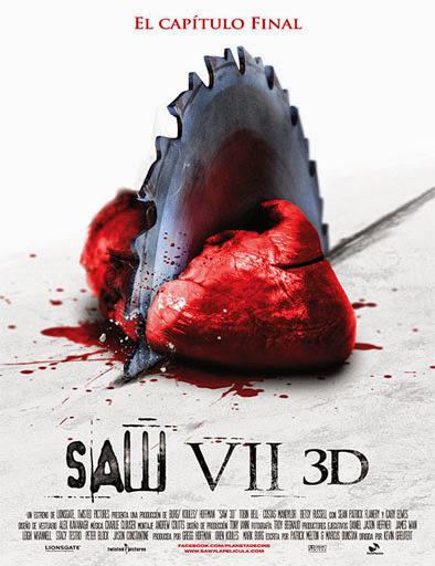 Ver Saw 7 El Juego Del Miedo 7 2010 Online
