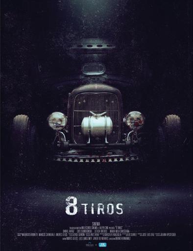 Poster de 8 tiros