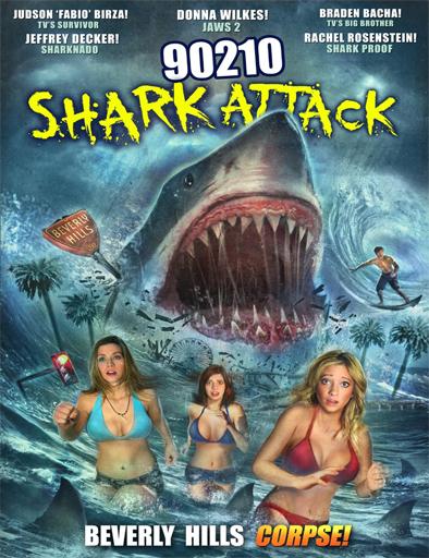 Poster de 90210 Shark Attack