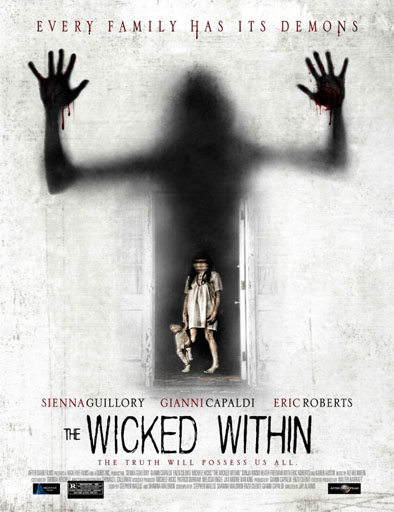 Poster de A Wicked Within