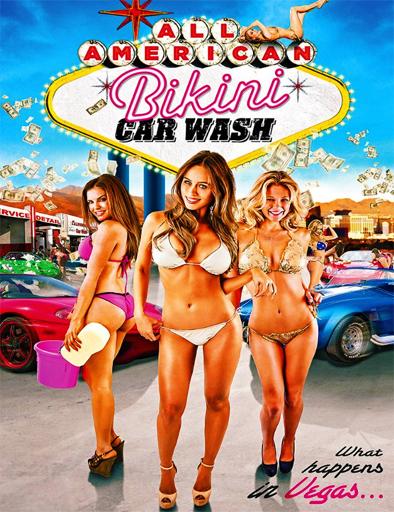 Poster de All American Bikini Car Wash