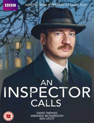 Poster de An Inspector Calls