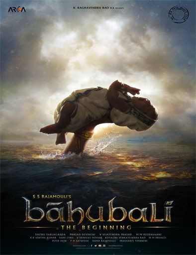 Poster de Baahubali: The Beginning