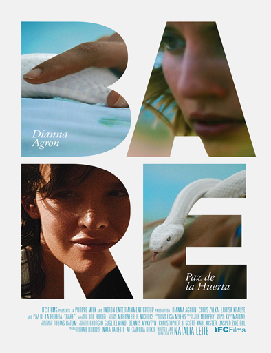 Poster de Bare