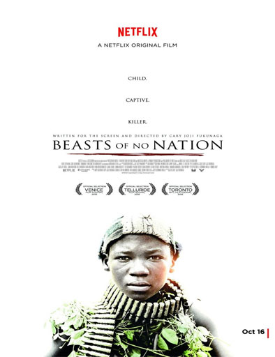 Poster de Beasts of No Nation