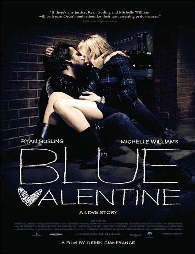 Poster de Blue Valentine (Triste San Valentín)