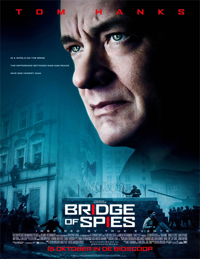 Poster de Bridge of Spies (Puente de espías)