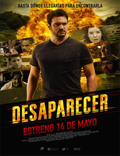 Poster de Desaparecer