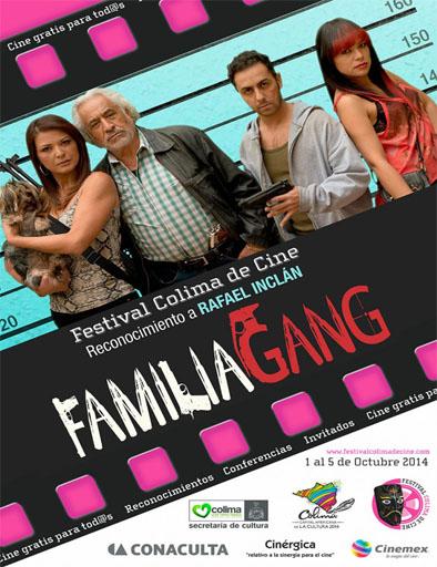 Poster de Familia Gang