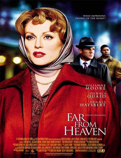 Poster de Far from Heaven (Lejos del cielo)