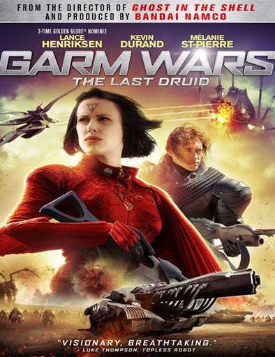 Garm Wars: The Last Druid ()