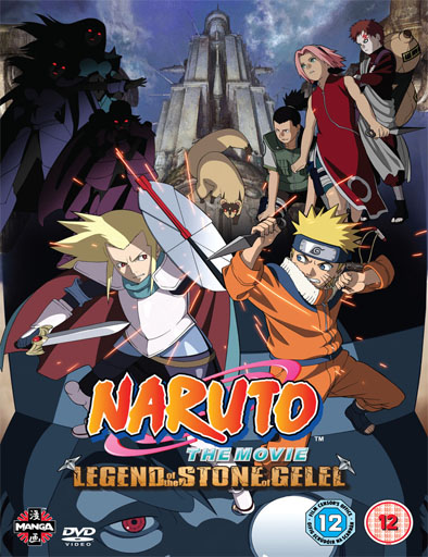 Naruto 2: Las ruinas ilusorias en lo profundo de la tierra (2005) | 3gp/Mp4/DVDRip Sub HD Mega