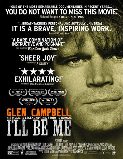 Poster de Glen Campbell: I'll Be Me