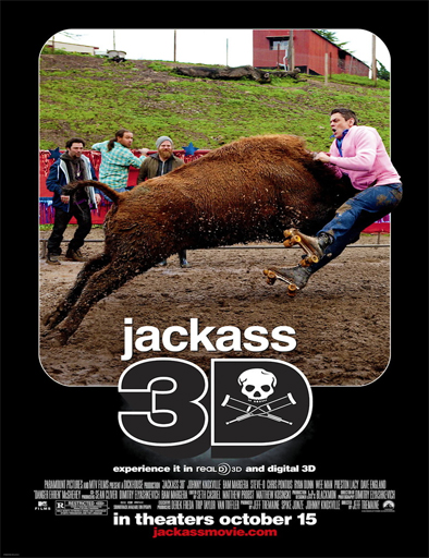 Ver jackass 3 jackass 3d 2010 online for Ver 3d online