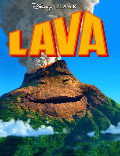 Poster de Lava