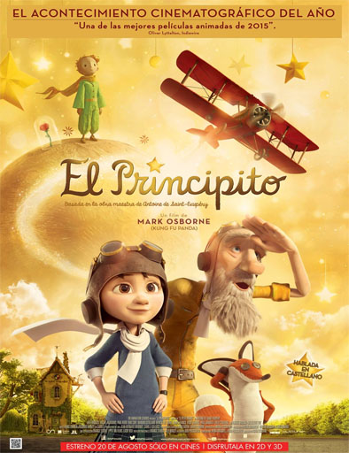 Poster de Le petit Prince (El principito)