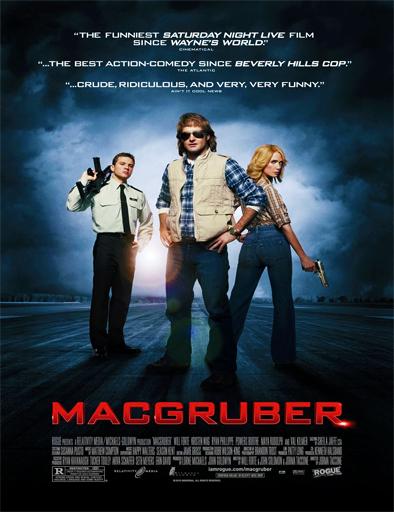 Un agente no tan secreto (MacGruber)
