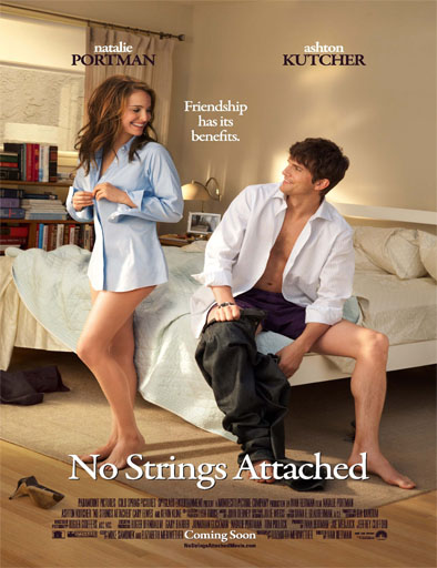 Poster de No Strings Attached (Amigos con derechos)