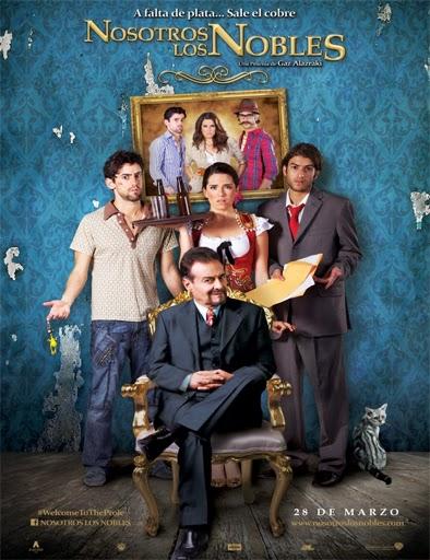 Poster de Nosotros los Nobles
