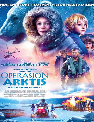 Poster de Operasjon Arktis (Operación Ártico)