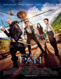 Poster mediano de Pan (Viaje a Nunca Jamás)