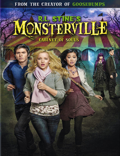 R.L. Stine's Monsterville: The Cabinet of Soul ()