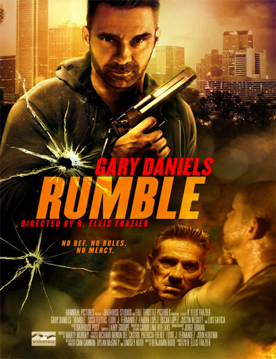 Poster de Rumble