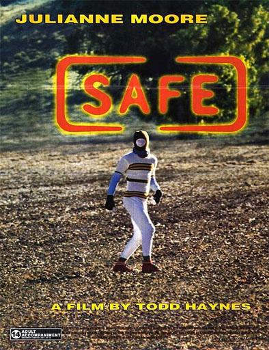 Poster de Safe