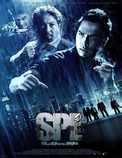 Poster de S.P.L.: Sha po lang (Duelo de dragones)
