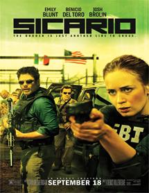 Poster mediano de Sicario