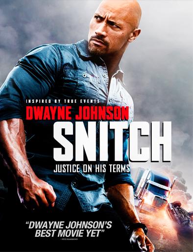 Ver snitch el infiltrado 2013 online for La roca film