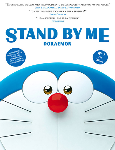 Stand by me Doraemon (Quédate Conmigo Doraemon)